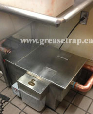 Grease Recovery Devices Benefits Goslyn Ontario