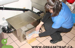 Kitchen Sink Grease Trap Grease traps interceptors automated goslyn ontario automated grease trap technology workwithnaturefo