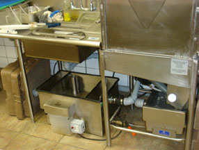 Grease Trap And Interceptor Sizing
