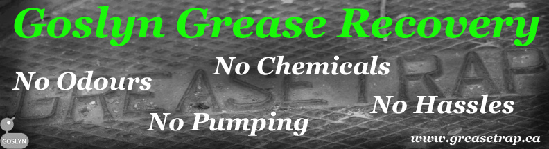 Grease Trap Cover